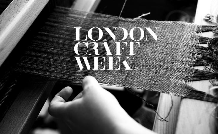 Craft gets its very own week and it's here! London Craft Week launches today. #LCW15 http://t.co/tr2ogPLQTZ