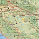 Riverside Co. hit by magnitude 3.9, 3.0 earthquakes less than 2 hrs apart. Did you feel them?http://t.co/RxgoplLv4H http://t.co/YAot6flkgl