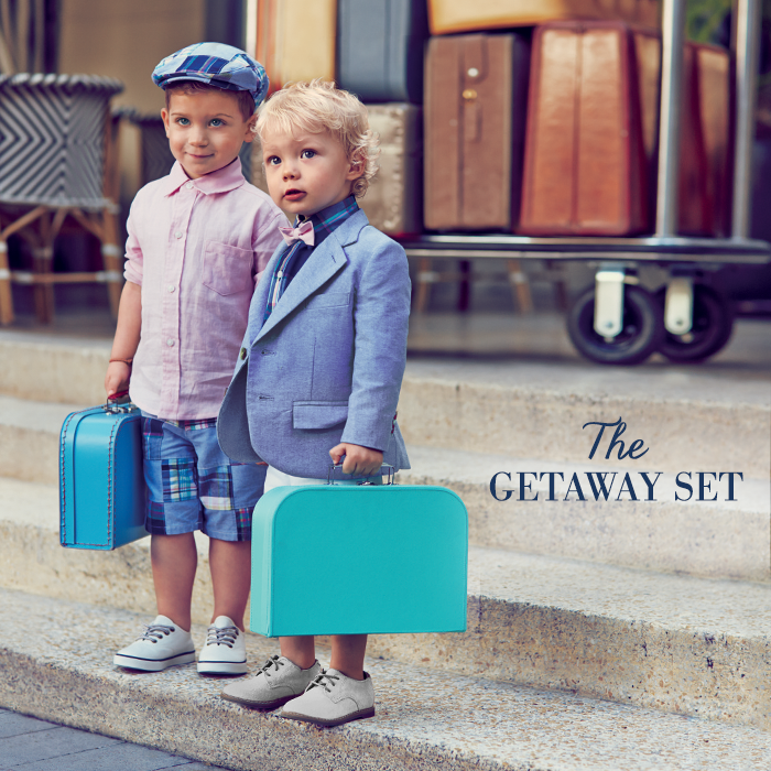 Dress him in airy linen and colorful plaid for a trip to remember. Shop boy: http://t.co/oxxI5fzRZh http://t.co/ZzkPIp8jmi