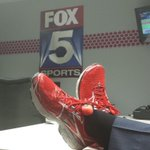 #Hawks tie series with help from @krodfox5 Very superstitious, nuthin more to say. @ATLHawks http://t.co/Bk61bMV04X