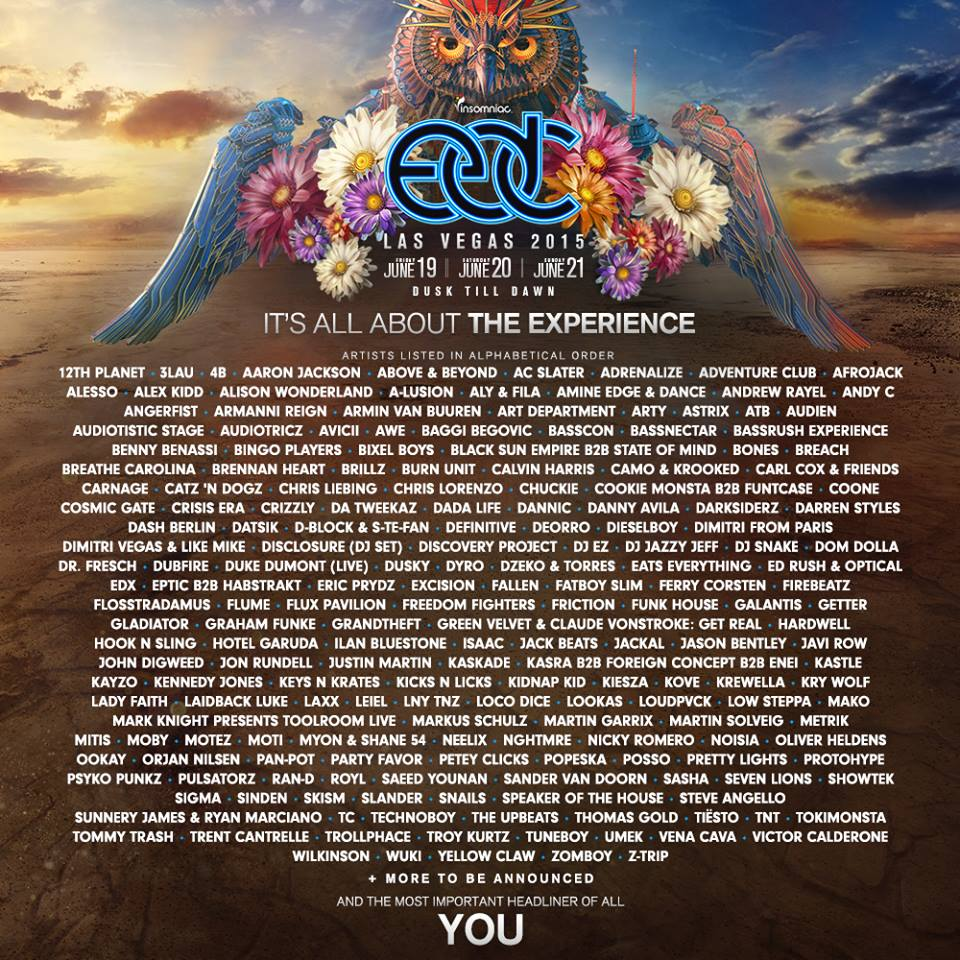 Who else will I be seeing at @EDC_LasVegas next month?! http://t.co/NKapuR6C4r