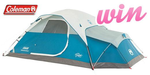 It's #WinItWednesday! #RT for your chance to #win a Coleman Tent ►► http://t.co/U1tb6MqIgZ http://t.co/vsK453FQfd