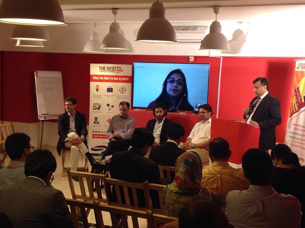 Discussion panel at #IamKarachi http://t.co/azhWtK0SlK