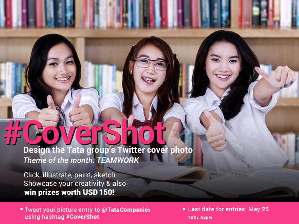 """Teamwork divides the task and multiplies the success."" Make Teamwork your inspiration for a #CoverShot this month! http://t.co/bvvD9DzdLJ"