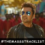 RT @ErosNowSouth: Are you guys ready for the Mass Tracklist??  Keep Tweeting with #TheMasssTracklist tag & show your excitement!