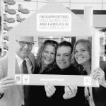 Good to @RMHManitoba advocate parents Jody & Reg and @kesler_allison, CEO Ronald McDonald House MB at #McHappyDay http://t.co/l9qqHWNulH