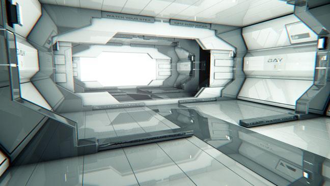 New free #Cinema4D model by @remmac A free Sci-Fi Room environment! Enjoy: http://t.co/n3MLNtUwME http://t.co/MP2HuGrswA