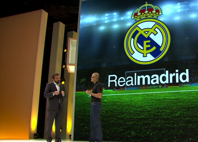 Now Trending: How technology is transforming Real Madrid, with help from Microsoft http://t.co/jvtQqiCVsP http://t.co/NAyMgskiwX