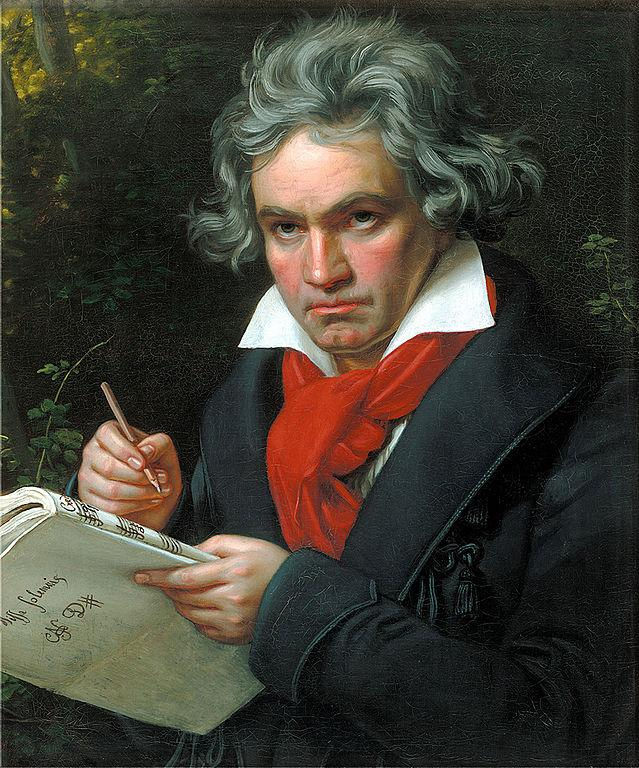 """To play a wrong note is insignificant; to play without passion is inexcusable."" ― Ludwig van Beethoven http://t.co/bR1XBfy786"