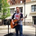???? Trey Rosenthal bringing the tunes today #DEAW http://t.co/7ZVRVLSfGO
