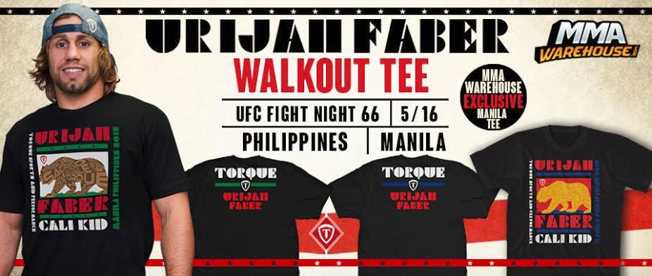 Get the @UrijahFaber Walkout Shirt from @Torque1net: http://t.co/8WTYWZF8uV RT to enter to win Urijah's autograph! http://t.co/HwPtq9l2wh