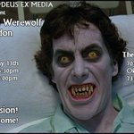 Join us for a free screening of An American Werewolf in London Wed, May 13th @TheParamountOKC on @FilmRowOKC! #OKC http://t.co/2S5nQvriaL