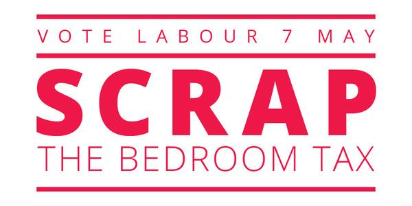 The Tories secretly plan to increase the bedroom tax. Labour will abolish it within days of winning. #LabourMustWin http://t.co/Ov4wwwQbsD