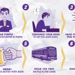 The six steps to #PurpleFriday. - Details: http://t.co/XLtPu1hkdH http://t.co/32seCqv1Oh