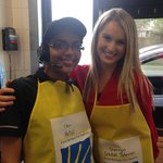 Globals @CucizonGlobal at McHappy Day at a McDonalds on Goulet Street in Winnipeg @McD_Canada @RMHManitoba http://t.co/esyJcZHaKV