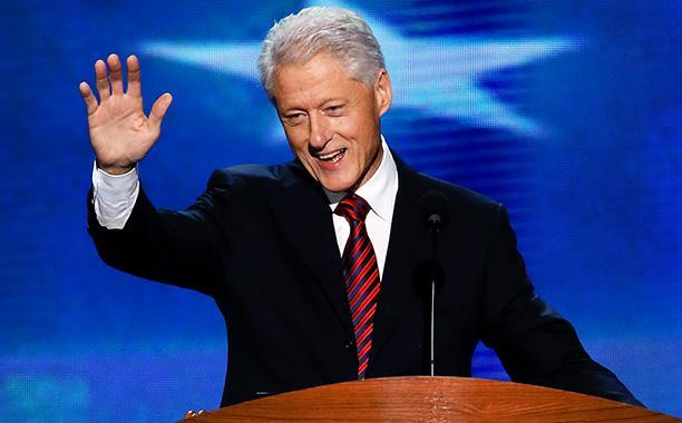Univision taps Bill Clinton for Upfront Q&A: