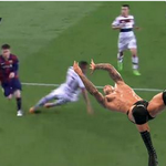 After Messi broke his ankles, Boateng memes popped up all over the internet (via @br_uk) http://t.co/v6zx431NNk http://t.co/rPNWUE6NSx