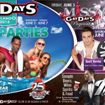 OFFICIAL 25th ANNIVERSARY of #GAYDAYS #ORLANDO JUNE 2 - 8, 2015 | INFO & TICKETS at http://t.co/PHAYcUdFa9 http://t.co/nnsM8rb48x