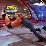 This is too good from @bochurney..LMAO..Shaq gets RKO Outta of Nowwhere http://t.co/rIImsIxXZV