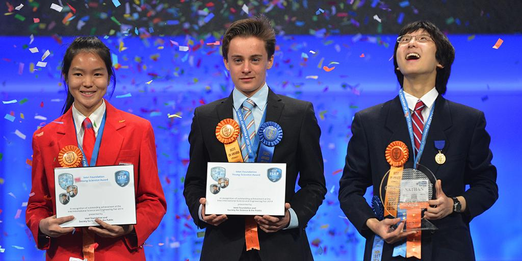 With #IntelISEF days away, take a peek at 2014's ultimate science fair champs. http://t.co/dPq4SxCJuo #iQ http://t.co/lqCU9PM0Tg