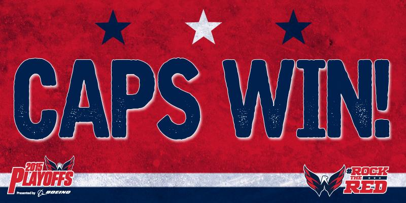 CAPS WIN!! THEY LEAD THE SERIES 3-1! #CapsNYR http://t.co/g61oE0zE0c