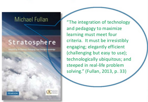 Still think Michael Fullan has it right when he says this about Technology in schools #aisit15 http://t.co/wf3UCE1PqV