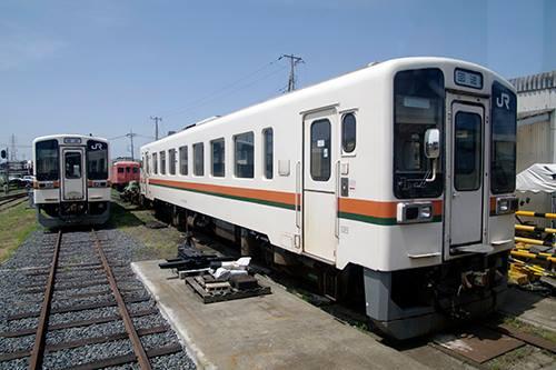 【お知らせ】東海旅客鉄道株式会社(JR東海)及び東海交通事業株式会社より中古車両3両を購入いたしました。 詳細は → http://t.co/cv9WBg0xCU http://t.co/QfPTPVTPnT