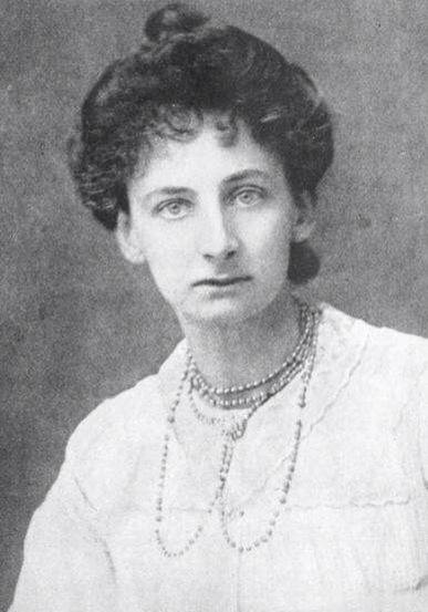 Lady Constance Lytton - born with everything. Gave up health, wealth and life so women like me could vote. http://t.co/v7dEloWV7R