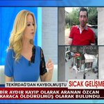 Kayıp Özcan Karaca öldürülmüş olarak bulundu. Özcanı yeğeni ve arkadaşları mı öldürdü? http://t.co/XT5JBdlMZh http://t.co/aRjBCVjIDx