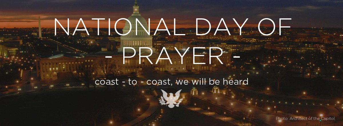 #Prayer unites. RT to honor #NationalDayofPrayer http://t.co/gpCHbWbok4