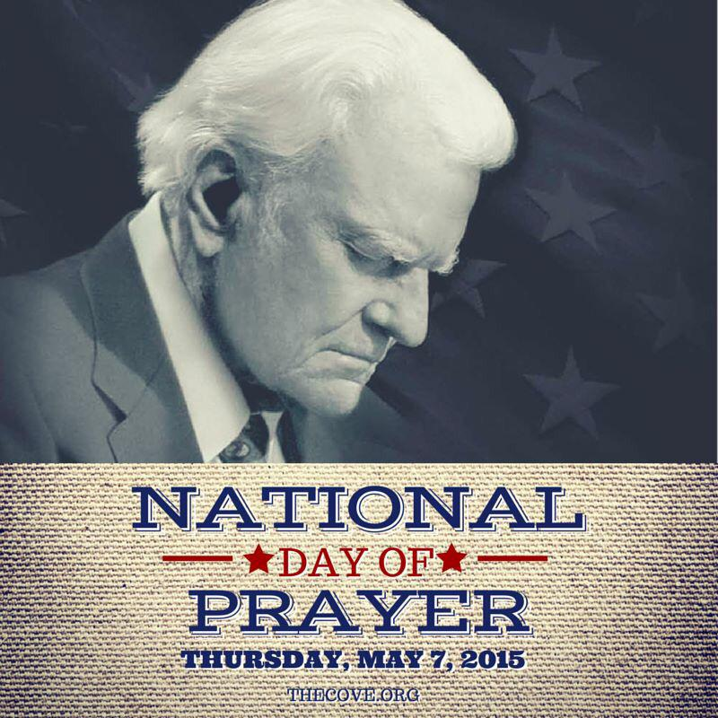 Join us in prayer for our nation, its leaders and our military.  #NationalDayofPrayer http://t.co/ne3vf4dmLX