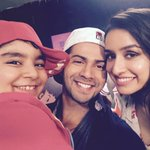 Sooo much fun today with the chota pataka Captain Tiao! @Varun_dvn  #ABCD2 #Disney #CaptainTiao http://t.co/Q8kCV0xaZd