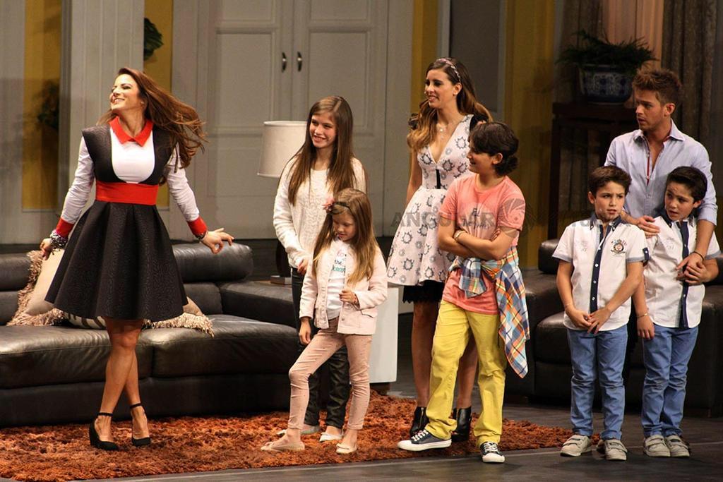 Este domingo 17 de mayo se despide @MiCorazonTuyoCF en Ags. Teatro Aguascalientes, 2 únicas fechas: 5 y 7:30 pm. http://t.co/M0tJCvcrAo