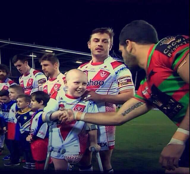 Harrison Ledsham. We will miss you our little mate. Such Courage and Bravery in one so young. God Bless. http://t.co/q1nRYrIAOD