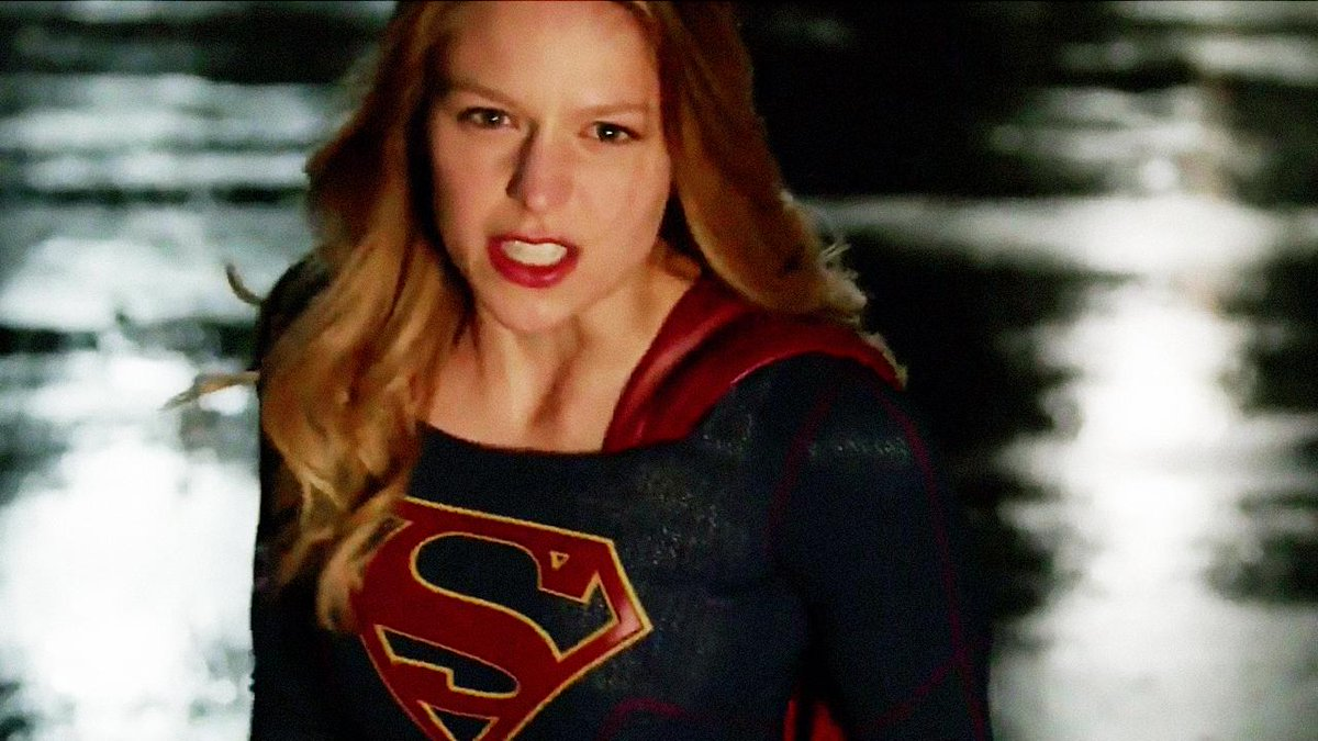 Supergirl's second trailer is less rom-com, more action-packed (plus, heat vision!): http://t.co/TqQ1tHZUZp http://t.co/m56vMDEXS6