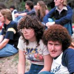 Oh, come on, like YOU didn't have a white boy fro in college. #tbt http://t.co/SHor0hRIdn