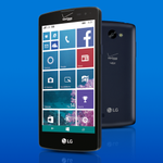 Introducing the LG Lancet with Cortana. Check out the new #Windows smartphone from @Verizon: http://t.co/d6oP2anHnp