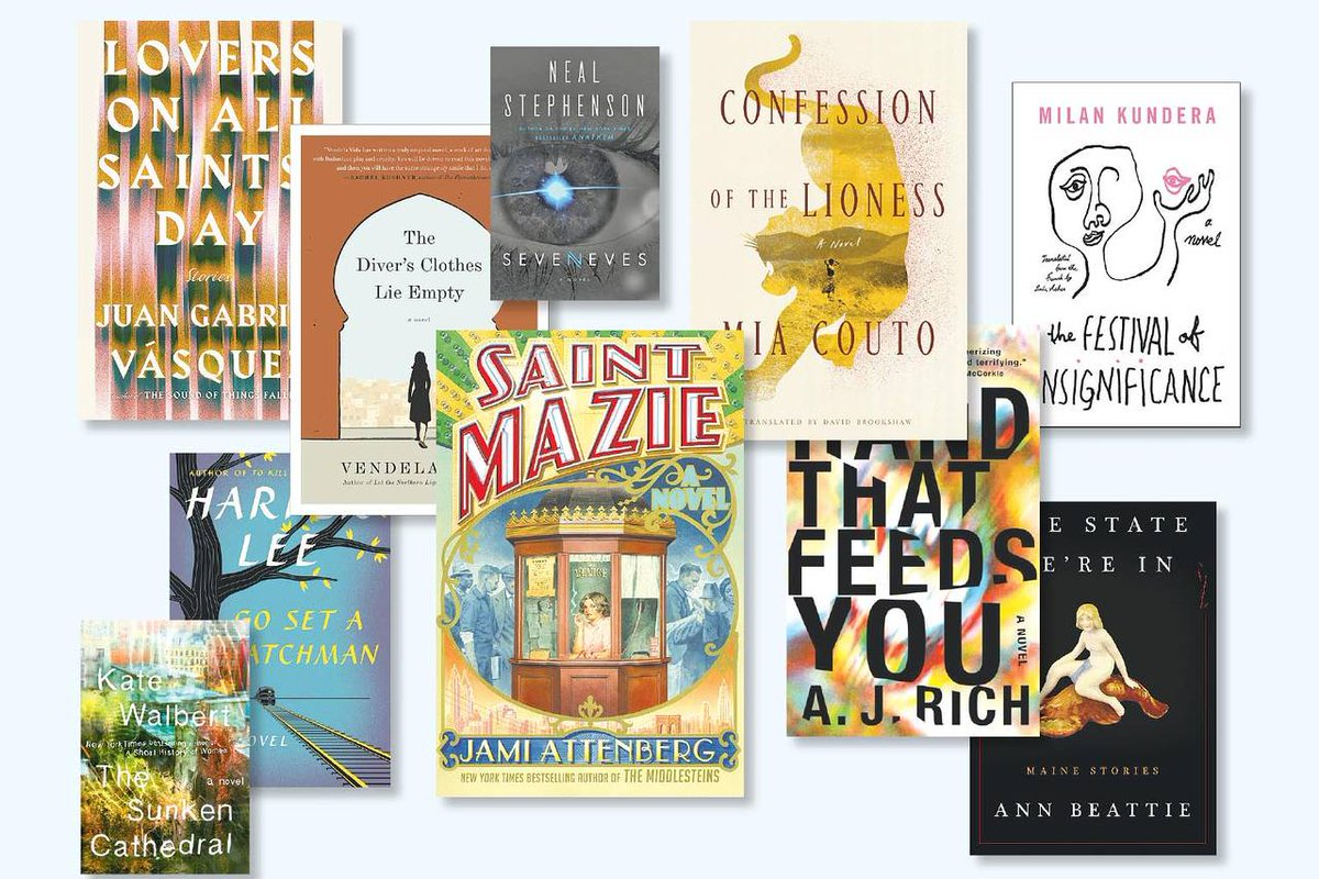 10 books to read this summer. Our fiction preview: http://t.co/awW2DYNaOV http://t.co/FsTUqyQs9d