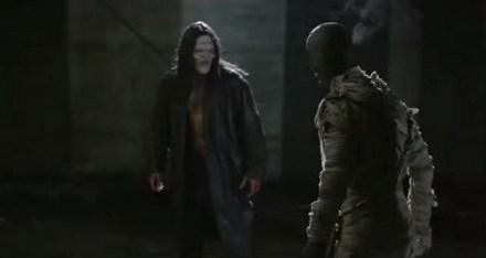Frankenstein Vs. The Mummy... Can I Get A, 'HELL YA!' http://t.co/eXQBWuq5Uu  #Horror #Movie #Hellspace http://t.co/fgFH1UVuDL...