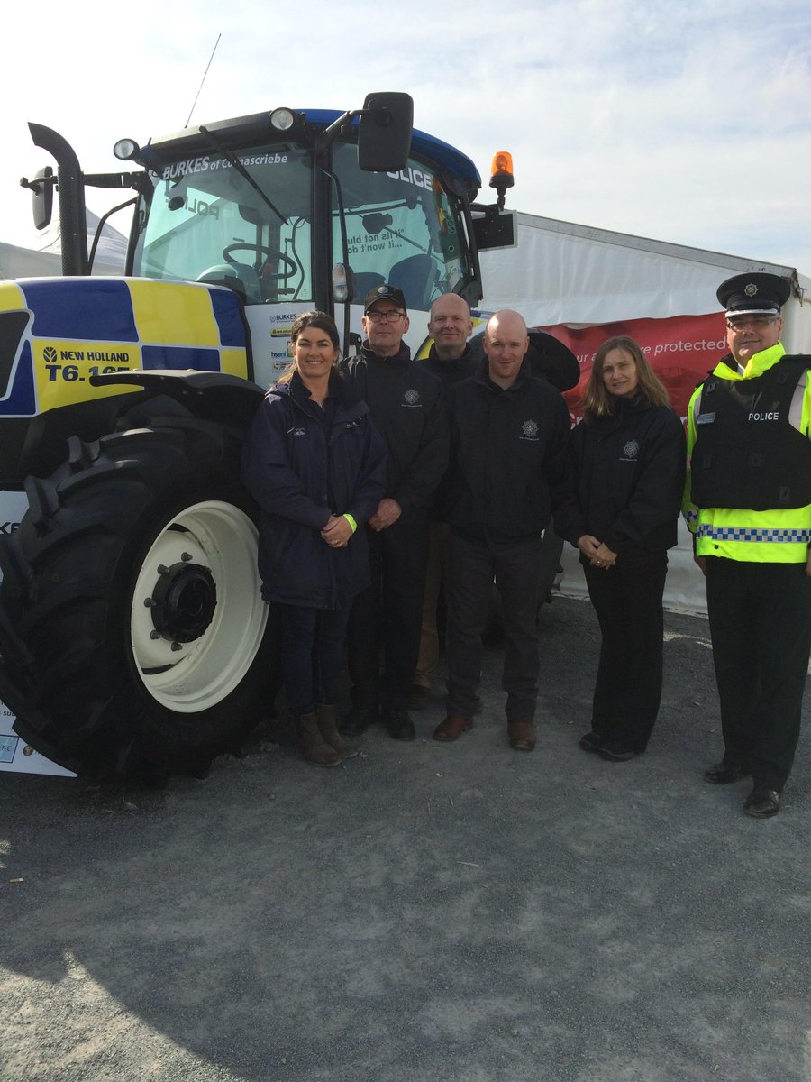 "J P Devlin (@devlin_jp): Dungannon police have a police tractor! RT ""@PSNIDungannon: Our tractor was popular at Balmoral Show. http://t.co/z9ayAfluyU"""