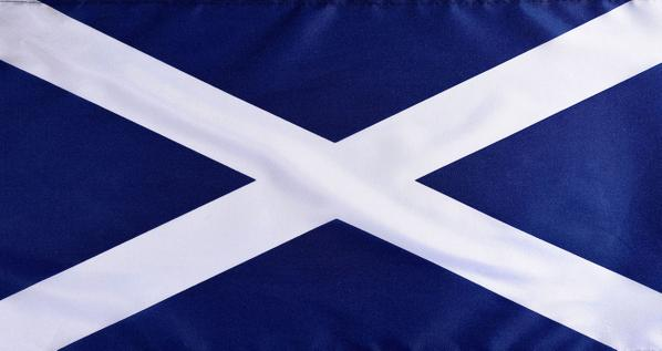 This is not a Party Banner or a sectarian cape: this is the Saltire, flag of the Scots. Time to Take it back: #snpOUT http://t.co/x8yKtjylE3