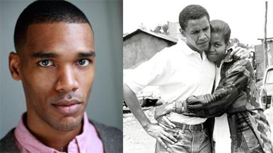 Parker Sawyers cast as young Barack Obama in 'Southside with You'