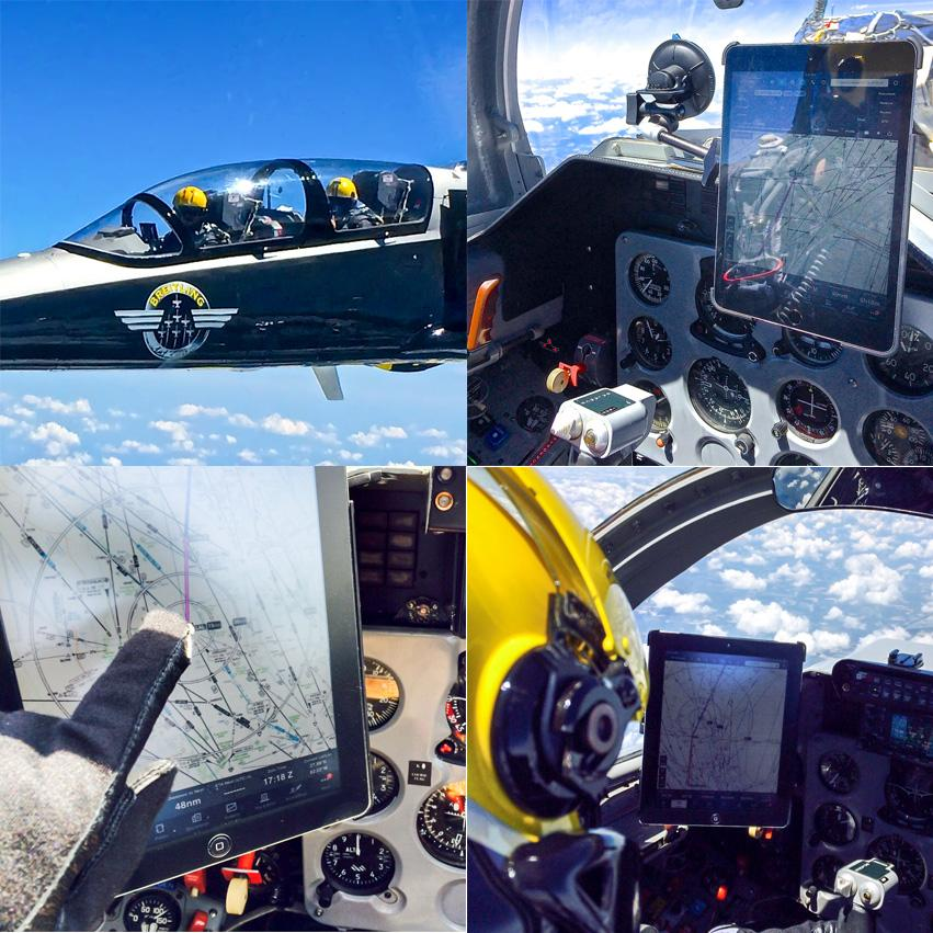 We are thrilled to be the Official Flight Planning App for the #BreitlingJetTeam #NorthAmericaTour! @BreitlingJets http://t.co/IjLhENwPmm
