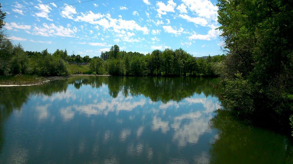 Para pasar el calor y el rato en #TBMPlasencia no hay nada mejor que pasear por el paseo fluvial del Jerte http://t.co/d027OaC6Ak