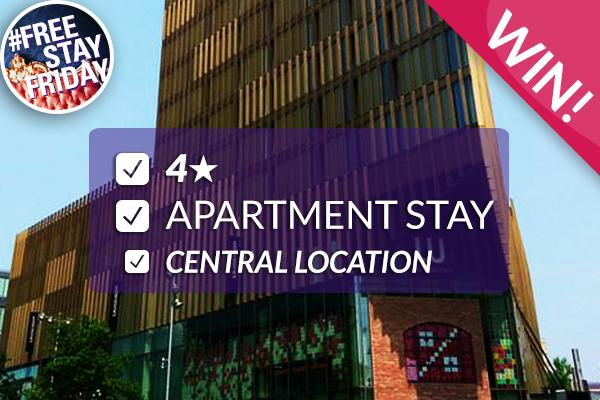 Come 'ead. We're off! RT & Follow to #WIN and stay at this belter of a hotel:  http://t.co/Vb4ofV2qCY #FreeStayFriday http://t.co/20JJfpG11I