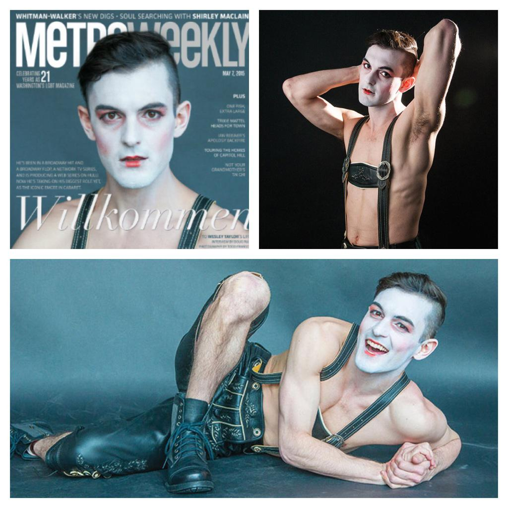 Strike a pose! @WesTayTay is on the cover of @metroweekly http://t.co/XSVtfBpxQl #SigCabaret http://t.co/tbHBzc4leR