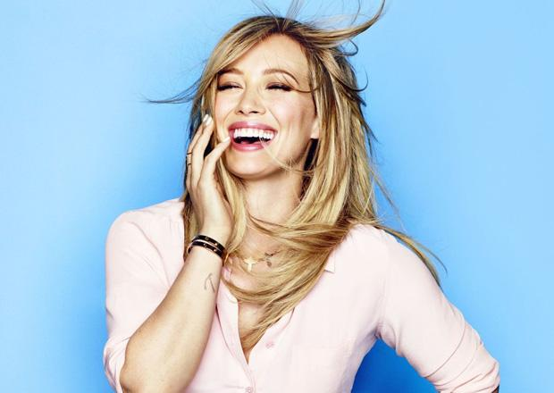 The one and only @HilaryDuff is calling into the show...tune in around 430 @Fly923 :) http://t.co/0y1dZVx3eL