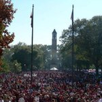 Theres nothing like game day in Tuscaloosa, Alabama. #RollTide http://t.co/CcpXIlwsMV