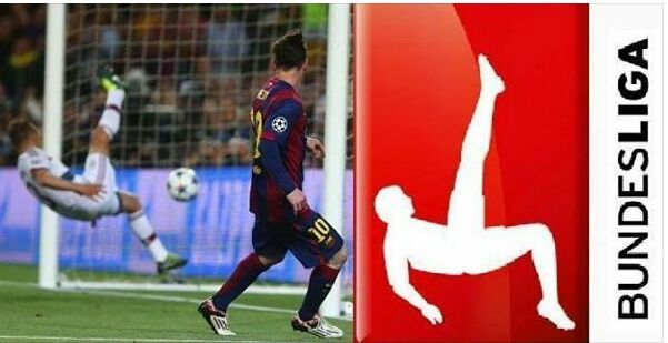 Messi violated a whole league bruh.. http://t.co/QeM124Ts1w