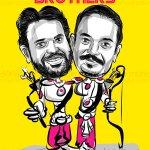RT @DoodleMonk: All the best ) MASS BROTHERS :) @dirvenkatprabhu @Premgiamaren @StudioGreen2 @yuvanfansworld